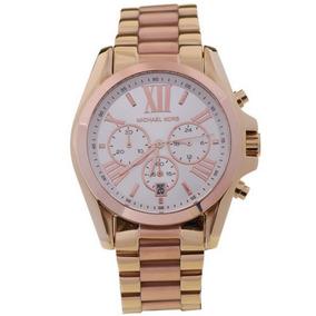 e22ce2f532b09 Relógio Michael Kors Mk5876 Ladies Two Tone Everes - Relógios De ...