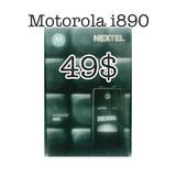 Motorola I890 Nextel Barato!