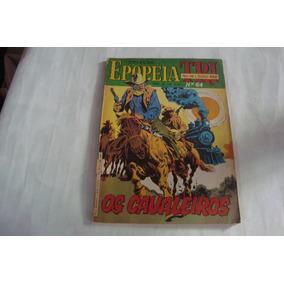 Gibi Ebal / Epopeia Tri 64 / Os Cavaleiros