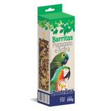 Alimento Zootekna Barrita Papagaio - 200gr