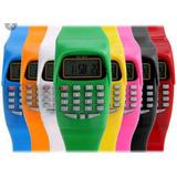 Reloj Calculadora Precio Por Docena Envio Provincia