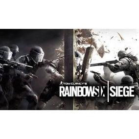 Vendo Rainbow Six Siege