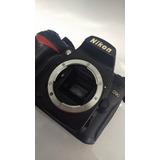 Cuerpo Camara Nikon D90 Con Grip
