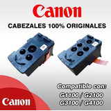 Cabezal Cartucho Impresoras Canon Negro G2100 G3100 G4100