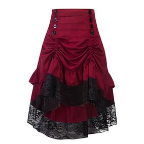 Falda Circular Vino - Faldas al mejor precio en Mercado Libre México a6de897fc866