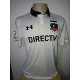 Camisa Colo Colo 10 Valdivia - Camisas de Futebol no Mercado Livre ... eed6893a10b87