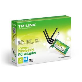 Oferta Antena Adaptador Pci Inalámbrico N 300mbps Tl-wn951n