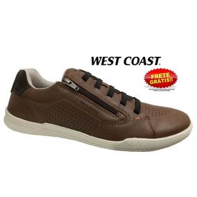 Sapatênis Sapato Masculino West Coast 184603cp Original