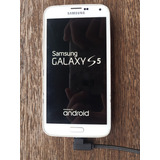 Samsung S5 16 Gb Blanco