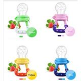 Chupo/ Chupete/ Malla De Frutas Para Bebe