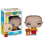 Funko Pop Animation #033 Family Guy Stewie Vaulted Dakentoys