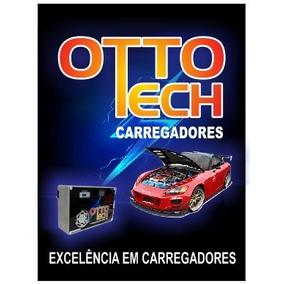 Carregador De Baterias Automotivo.fonte 12v 30a. Ottotech