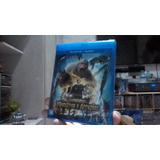 Blu-ray 3d+2d Goosebumps Monstros E Arrepios Lacrado F 10 R$