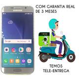Samsung Galaxy S6 G920i 4g Ram 3gb 16mpx Dourado