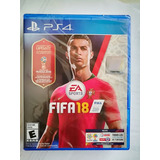 Fifa 18 Ps4 World Cup Mundial Russia 2018 Disponible