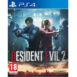 Resident Evil 2 Remake Re2 + Juegos Gratis Digital Ps4