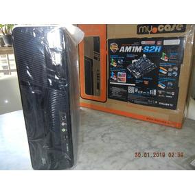 Computadora Slim Case Amd Sempron 2650 Giga/1tb /4gb/dvd