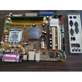 Placa Mãe Intel Psgc.mx Soquete Lga775 Ddr2+2gb Ddr2+espelho