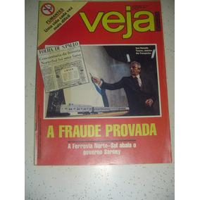Revista Veja 976 Lucelia Santos Marcel Ophuls 1987