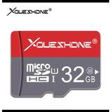 Memoria Micro Sd 32gb Clase 10-sdhc + Adaptador