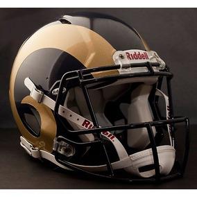 Casco De Fútbol Auténtico Nfl St. Louis Rams Speed ¿¿authent 1c54a6ef3e2