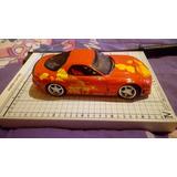 Mazda Rx 7 Toretto Coleccion 2 Fast 2 Furious