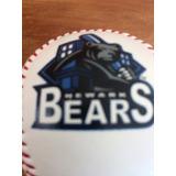 Bola De Baseball Newark Bears N J I T