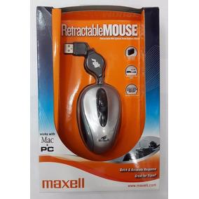 Mini Mouse Óptico Alámbrico Maxell Mowr 004