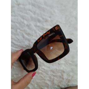 ab2030eb5f201 Óculos De Sol Prada Tartaruga - Óculos no Mercado Livre Brasil