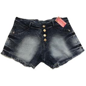 10 Short Jeans Com E Sem Lycra Hotpant Com Preço De Atacado