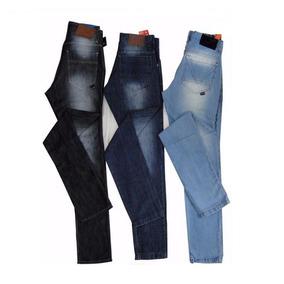 Kit 4 Calça Jeans Masculina De Marca Atacado Revenda E Lucre