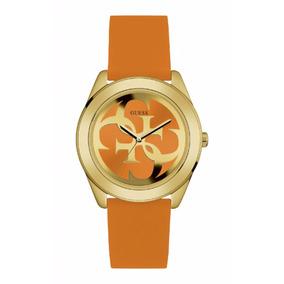 87c60fa7592 Relógio Guess Feminino Silverrose Gold Ladies Modelo U0024l1 ...