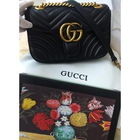 Bolsa Gucci Marmont Com Caixa