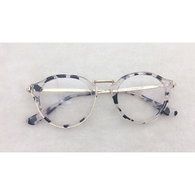 Oculos Feminino Grau Terracota - Óculos no Mercado Livre Brasil 4de2308517