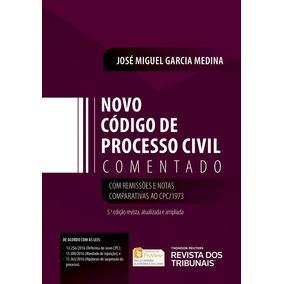 Novo Código De Processo Civil Comentado - 5ª Edição