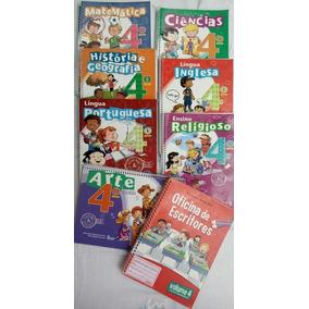 8 Livros Usados Em 2018 Do 4° Ano - Colegio Adventista