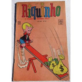 Riquinho Nº 32 - Bolota - Brotoeja - Rio Gráfica - 1970