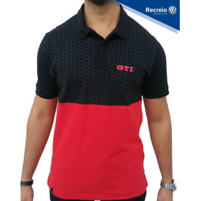 Camisa Polo Original Volkswagen Charger Gti Masculina