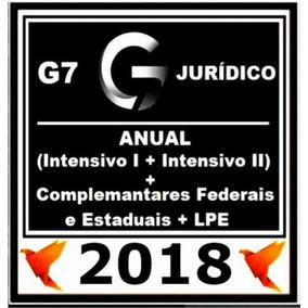 Curso G7 Jurídico Carreira Jurídicas 2018 + Brinde