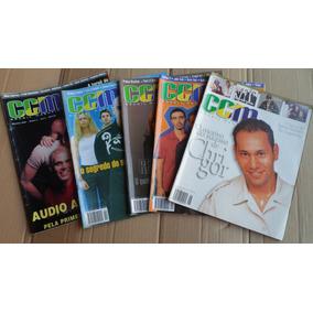 Ccm Brasil 5 Revistas Newsboys Oficina G3 Audio Adrenaline
