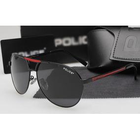 Óculos De Sol Masculino Vermelho Proteção Uva E Uvb Original cbac9d7606