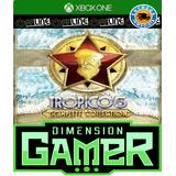 Tropico 5 Deluxe Edition - Xbox One - No Codigo - Off-line