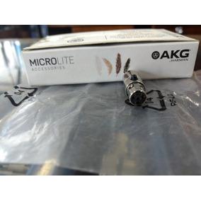 Adaptador Microfone Micro Lite, De Optical Para Mini 4 P Shu