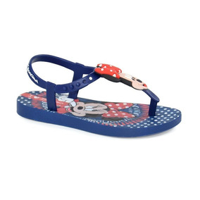 Sandália Ipanema Minnie Azul - 26303