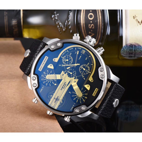 2343a42bc254 Reloj Diesel Mr Daddy 2.0 Negro - Relojes en Mercado Libre México