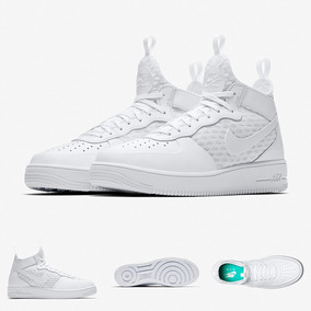 sports shoes 0bcd3 95b74 Zapatillas Nike Air Force One 1 Ultraforce Blanco Original