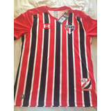 450f27b21f Camisa São Paulo Despedida Rógerio Ceni Camisa Tricolor.