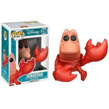 Figura Funko Pop! Disney The Little Mermaid Sebastian