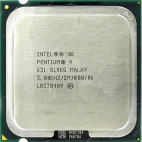 Procesador Intel Pentium 4 631 De 3.0ghz/2m/800/06