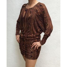 Vestido Marca Bcbg Maxazria Chica Y Extrachica Modelo Wood